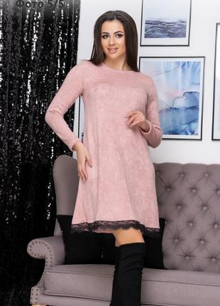 Женское платье, платье женское с кружевом