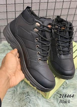 Зимние ботинки, мужские ботинки