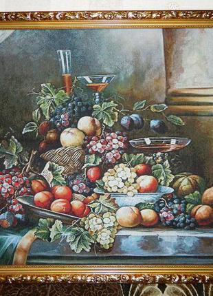 Гобелен фрукты
