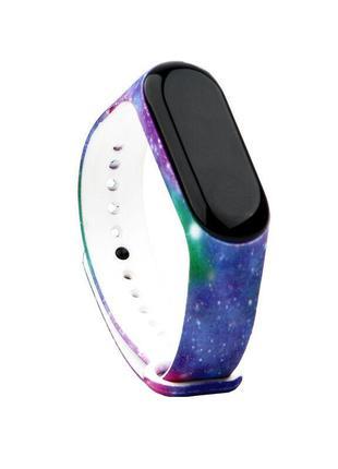 Браслет для часов силиконовый для xiaomi band 3