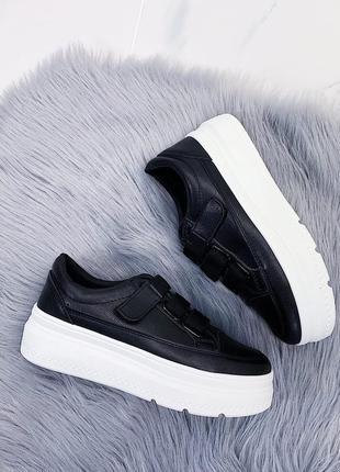 Чёрные кроссовки/кеды с белой подошвой,чёрные кроссовки/ кеды ...