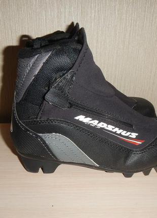Лыжные ботинки madshus rottefella р.27(18см)