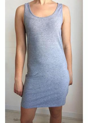Платье, плаття-майка, платье-майка, летнее, повседневное.