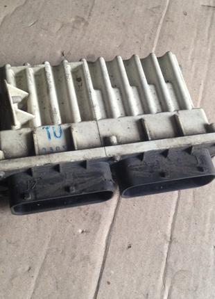 Блок управления вентиляторами Opel Astra G Zafira Z22SE 24456736