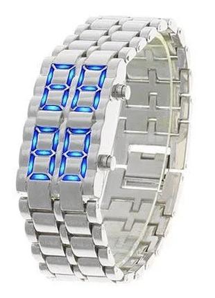 Наручные Часы-браслет Iron Samurai, Айрон Самурай