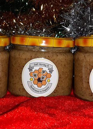 Ореховый крем мед