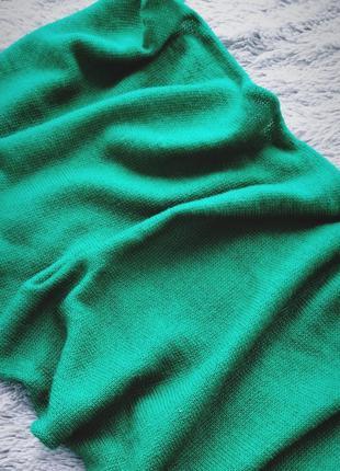 Крутейший тонкий шарф из мериносовой шерсти