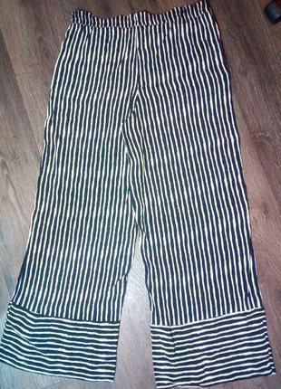 Стильные летние брюки штаны. h&m.