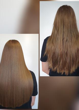 Ботокс/Кератин/БиксиПластия/нанопластика/наращивание волос