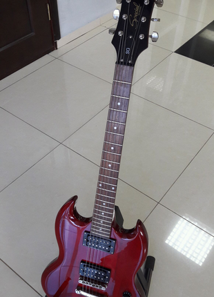 Электрогитара Epiphone SG. Made in Indonesia
