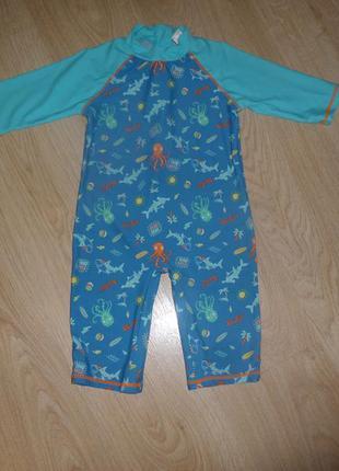 Купальный костюм на 4-5 лет
