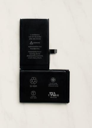 Аккумулятор АКБ (Батарея) для Apple iPhone X 2716 mA