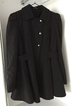 Пальто, пальто-платье осінь-весна чорное пальто женское пальто...