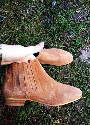 Ботинки челсі 38 розмір