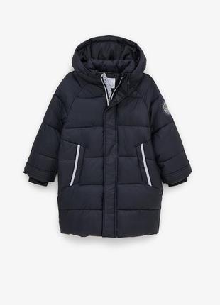 Куртка пальто на мальчика zara англия