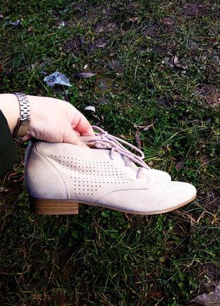 Ботинки 36 розмір