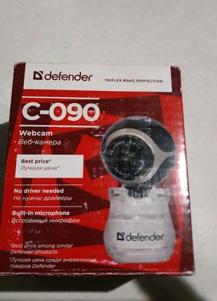 Defender Веб камера.Новая.