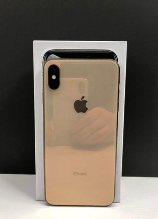 Скидка! Apple iPhone XS Max 256gb Gold 📱 Айфон 256гб