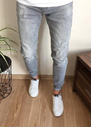 Нереально стильные мужские джинсы h&m