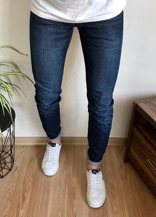Мужские зауженные брендовые джинсы levis 511