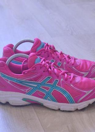 Asics женские кроссовки оригинал розовые