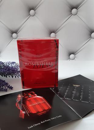 Духи bombshell intense victoria's secret оригинал 50мл