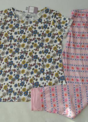 Пижама 11-12 лет 152 см primark-pepperts