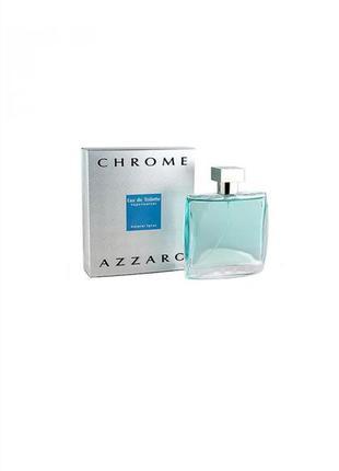 Туалетная вода azzaro chrome edt