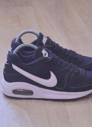 Nike air max женские кроссовки оригинал черные