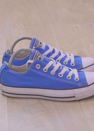 Converse женские кеды синие оригинал