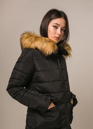 Стильная женская куртка синтепон 300 S M L
