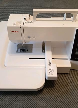 Вышивальная машина Janome Memory Craft 500E, Janome MC500E, новая