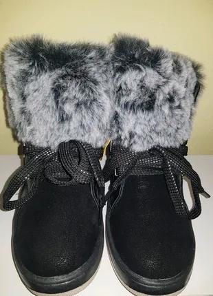Зимние ботинки Clibee 32,33,36,37p.