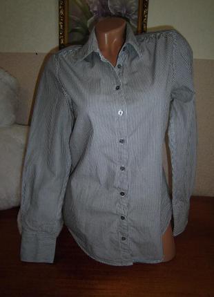 Рубашка в полоску!