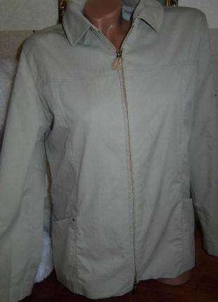 Курточка-ветровка, на лето!