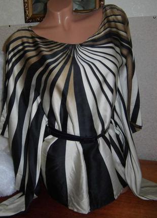 Красивая блуза!