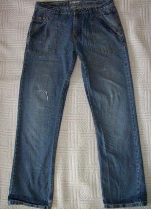 Мужские джинсы, размер 34/32