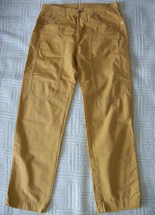 Мужские летние брюки, италия, размер 48