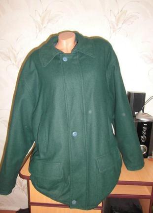 Шикарное пальто/большой размер!