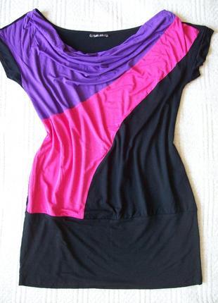 Туника - платье south, размер 40/14