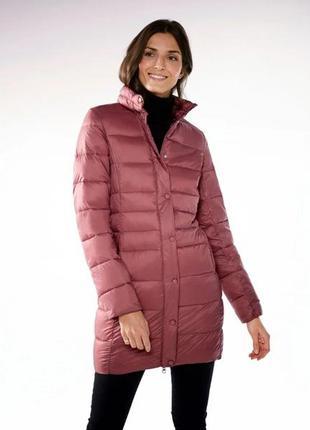 Пальто женское, удлинённая куртка, термо куртка, esmara германия