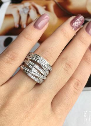 Кольцо. ювелирная бижутерия