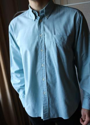 Блакитна сорочка від the original ben sherman