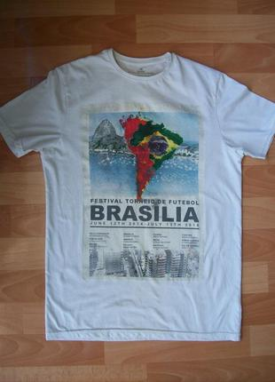 Мужская футболка, англия, размер s