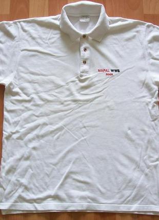 Мужская футболка поло promodoro