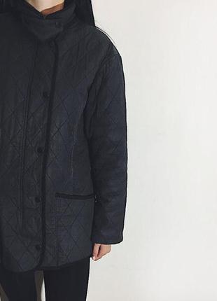 Женская стеганая куртка barbour