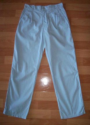 Летние мужские брюки jaeger, англия, размер 46s