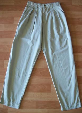 Котоновые мужские брюки