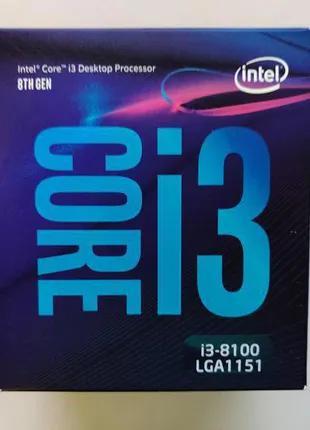 Intel Core i3 8100 | Гарантія