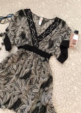 Блузка туника летняя женская